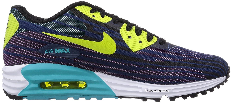 fed200ec07 Amazon.com | NIKE Air Max Lunar90 JCRD Mens Running Shoes | Road Running