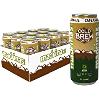 Madrinas Cafe Caramel All Natural Iced Coffee - Case of 12