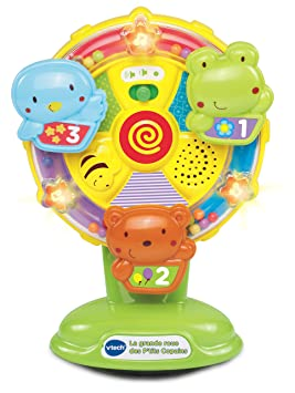 jouet bebe roue