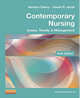Bed number ten 9780849342707 medicine health science books contemporary nursing issues trends management 6e cherry contemporary nursing fandeluxe Gallery
