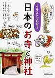 イラストでわかる 日本のお寺と神社 (中経の文庫)