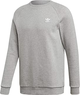 Sweatshirt Et Crew HommeSports Loisirs Adidas Essentials iOXZuPk