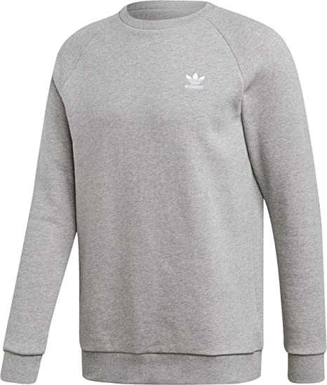 adidas Herren Essential Crew Sweatshirt: : Sport