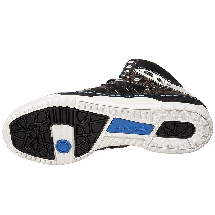 Buy Adidas Originals Men S Metro Attitude Poker Play Sneaker Black Blue White 5 5 M At Amazon In