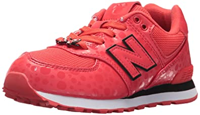 new balance girls white