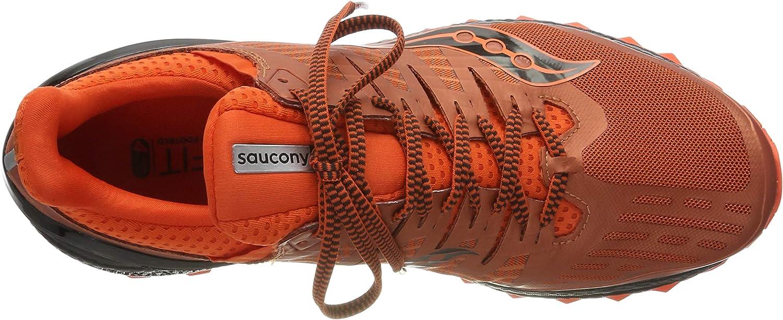 Saucony Xodus ISO 3, Zapatillas de Running para Hombre: Amazon.es ...