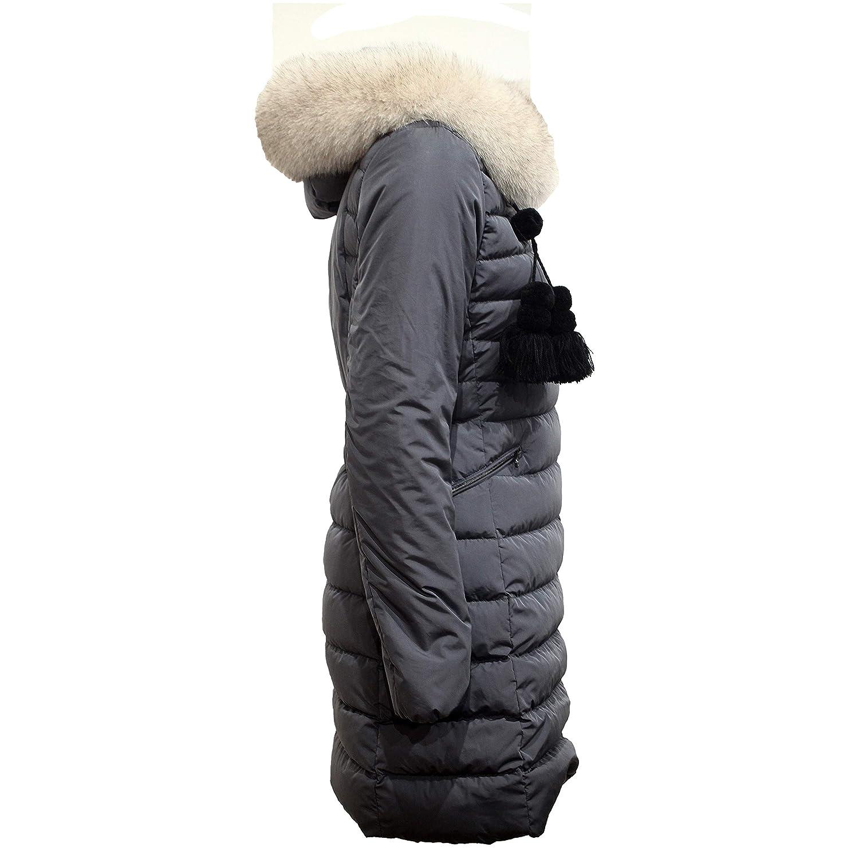 cd554477138107 Peuterey Giubbotto PED3039 Seriola 02 Fur 368 (40): Amazon.it: Abbigliamento