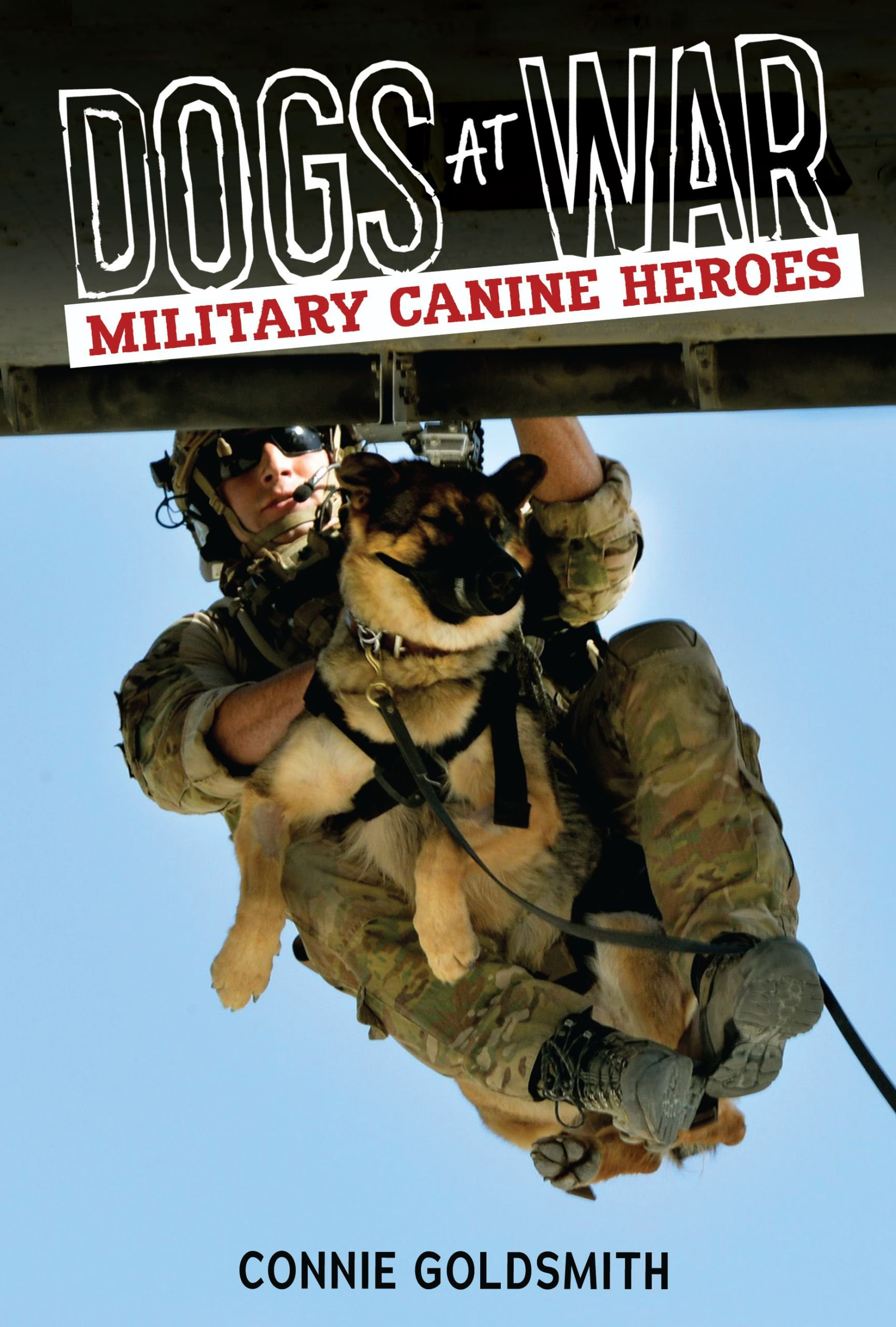 Download Dogs at War: Military Canine Heroes pdf