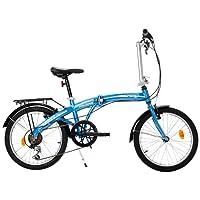 WST Sprint Bicicleta, Negro, M
