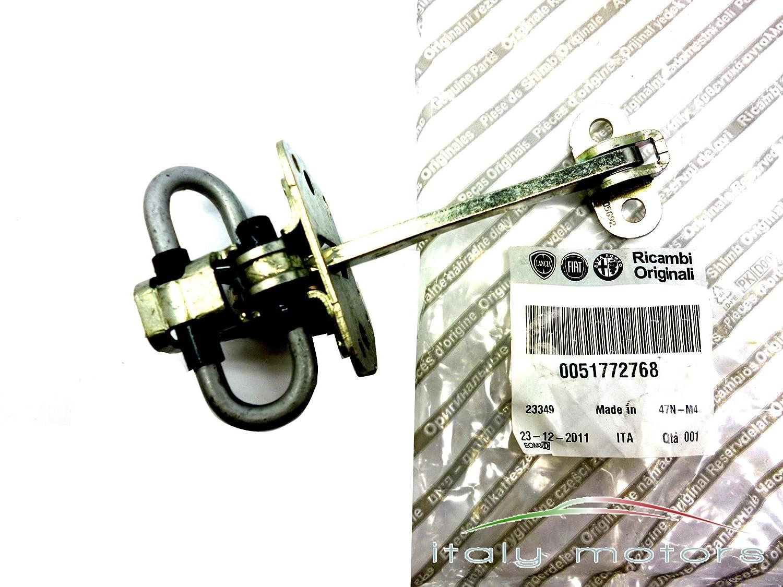 Original Fiat Doblo Bj. 2000 - 2006 Puerta Fang banda delantera - 51772768: Amazon.es: Coche y moto