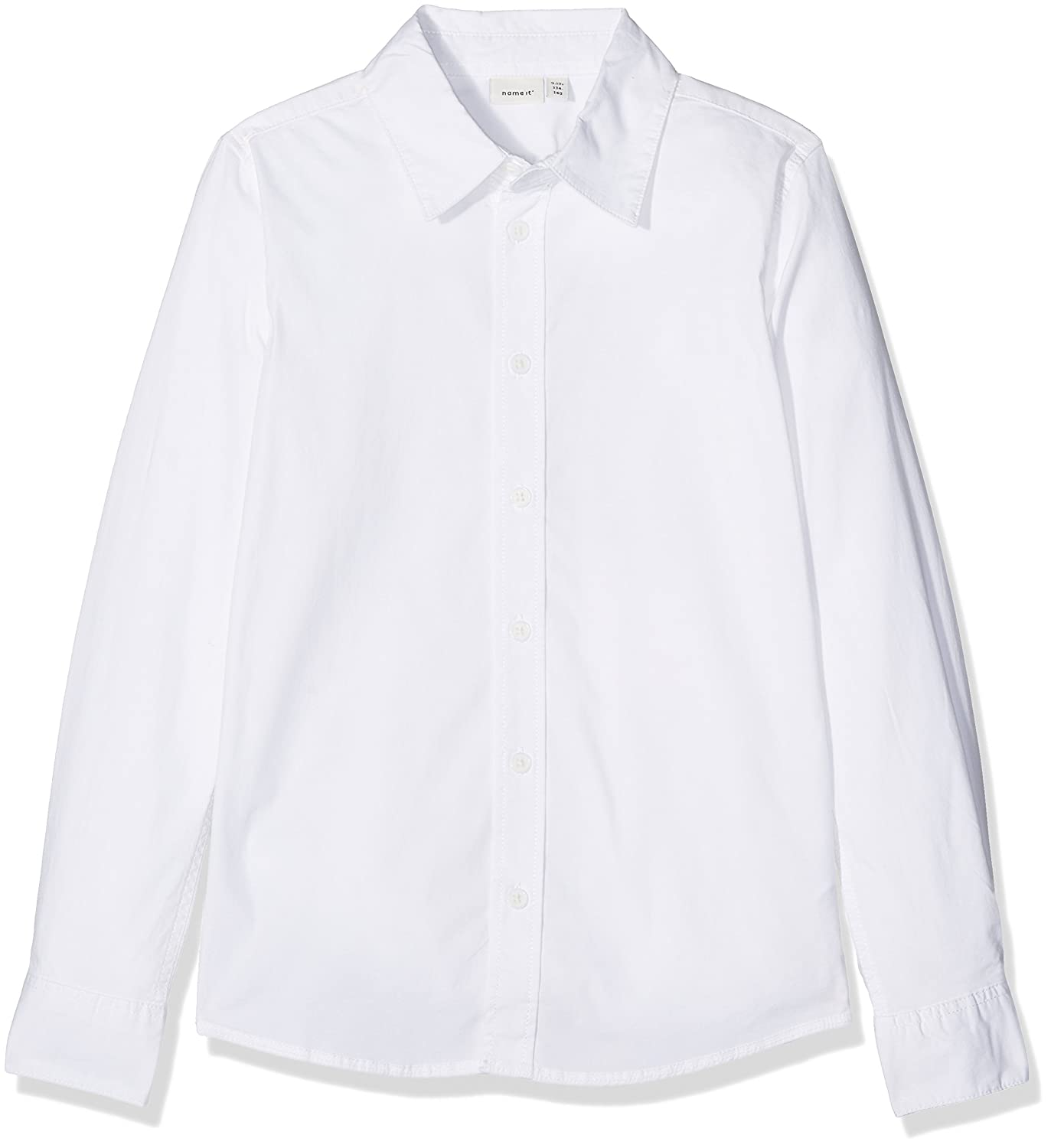 Name It Nitfred LS Slim Shirt M Nmt Noos, Camicia Bambino 13149911