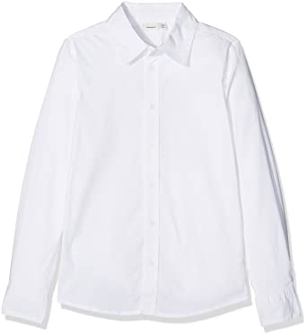 30b6fe8a9 Name It Boy s Nitfred Ls Slim Shirt M NMT Noos Blouse  Amazon.co.uk   Clothing