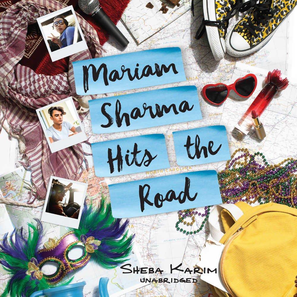 Amazon.com: Mariam Sharma Hits the Road (9781538549803): Sheba Karim ...