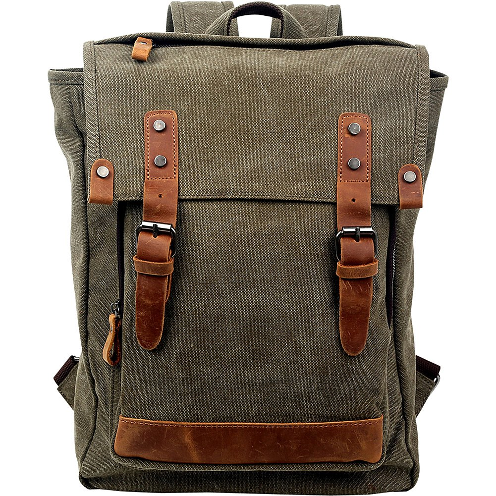 TSD Discovery Backpack (Olive)
