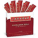 LARABAR Cinnamon Roll The Original Fruit & Nut Food Bar, 8 oz