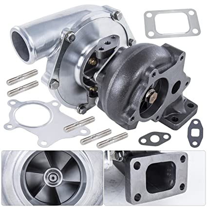 Jdm Sport Universal Hybrid Journal Bearing Turbo/Turbocharger Gt61 .50 A/R .