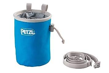 Petzl BANDI Chalk Bag Magnesia Bolsa, Blue, One Size: Amazon.es: Deportes y aire libre