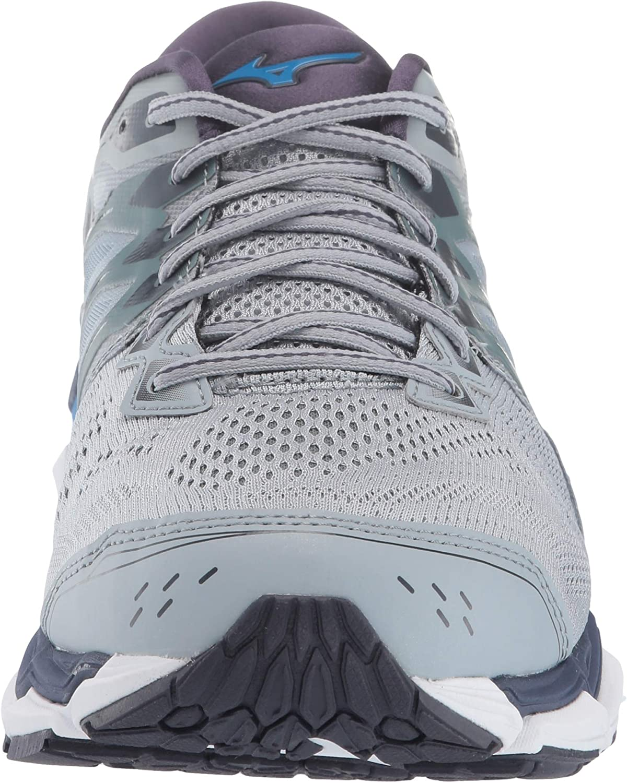 Mizuno Herren Wave Horizon 3 Running Shoe Laufschuh Quarry Graphit