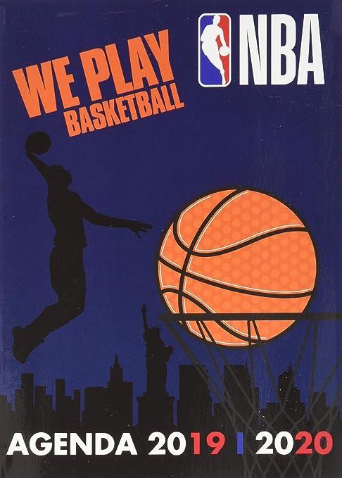 Amazon.com: Quo Vadis 2019-2020 NBA TEXTAGENDA - Agenda ...
