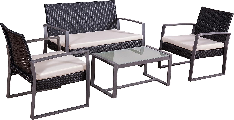 Jet-line Conjunto de Muebles Juego de Muebles de Jardin Salamanca ...
