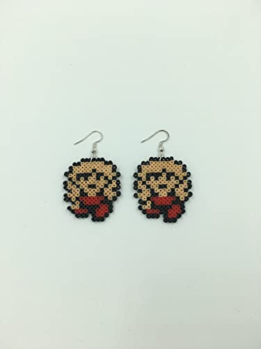 Earthbound Zero/Mother 1 inspired Ninten's Mother pixel bead