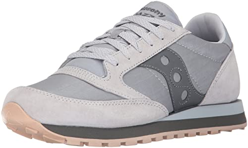 Saucony Jazz Original CL Windbreaker Sneakers uomo Grey/Charcoal