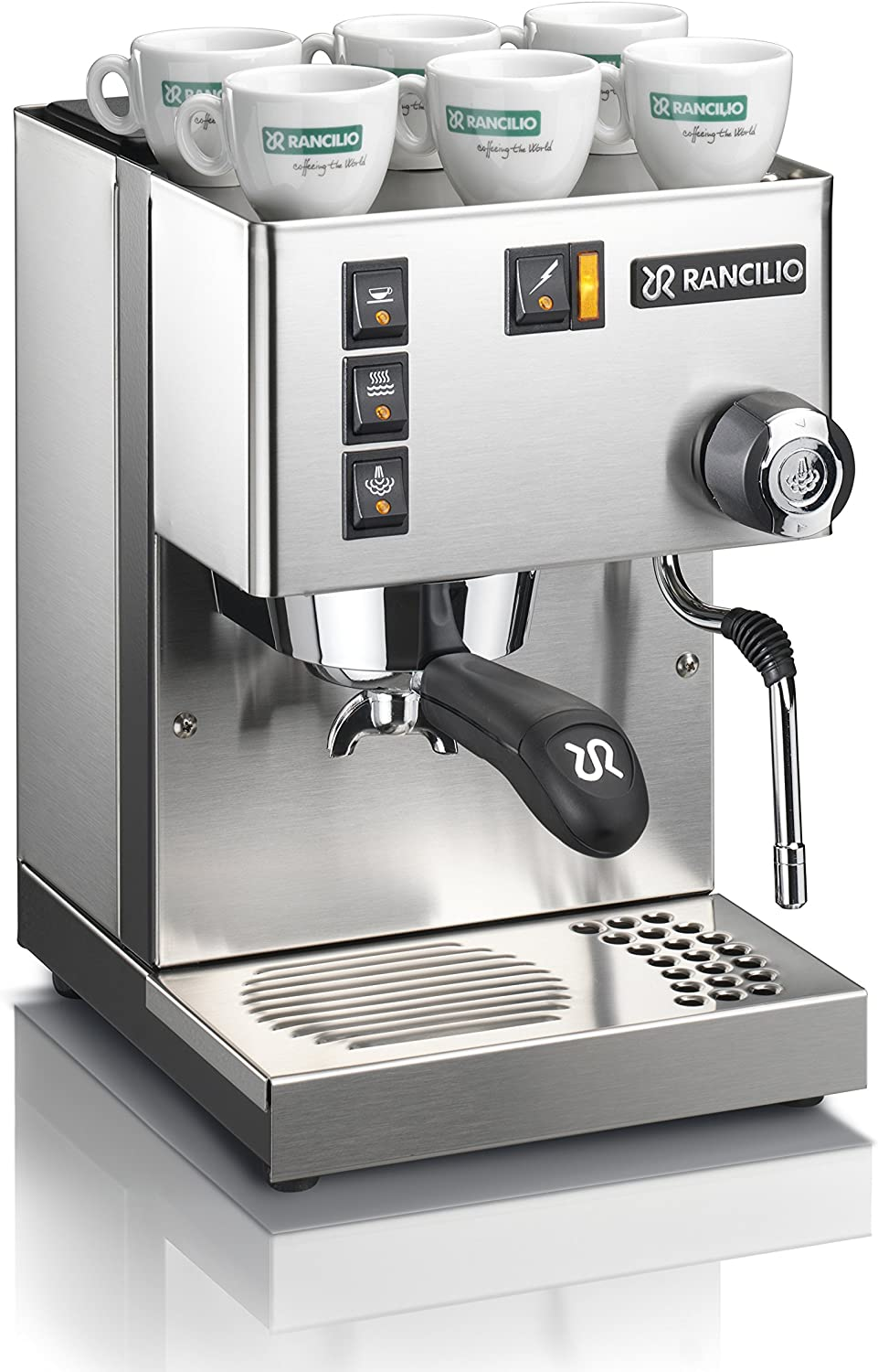The Best Espresso Machine for Mom - 2021 Ratings & Reviews 8