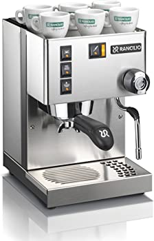 Rancilio Iron Frame With Classic Design Commercial Espresso Machine