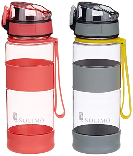 0d8b18d5644 Buy Amazon Brand - Solimo Sports Water Bottles