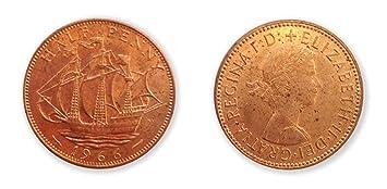 Münzen Zum Sammeln 1966 Weltpokalsiegerjahr Uncirculated Halben