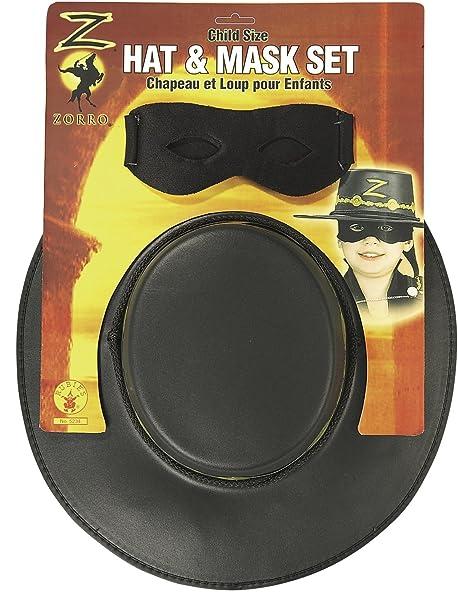 Rubies Costumes Kit Accessori Zorro Bambino  Amazon.it  Giochi e ... a0661d00352d