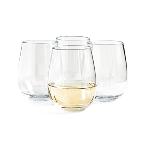 Review Premium Unbreakable Stemless Wine