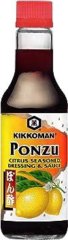 Kikkoman Soy Sauce Ponzu Citrus 10 Fl Oz