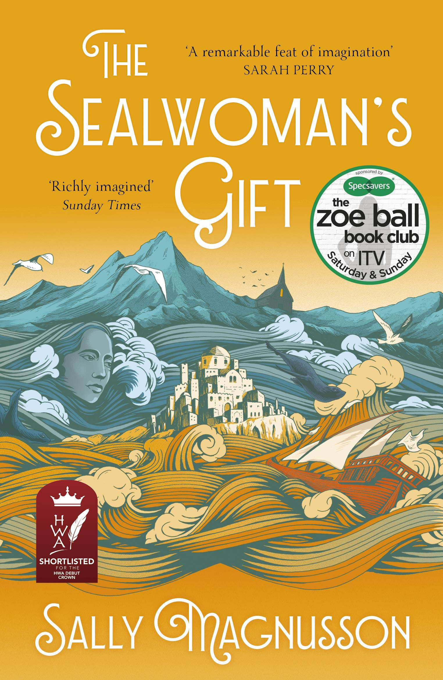 The Sealwoman's Gift: the extraordinary book club novel of 17th century Iceland ebook