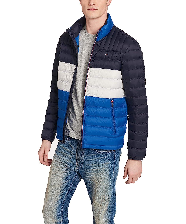 e8872ffac Tommy Hilfiger Men's Ultra Loft Packable Puffer Jacket
