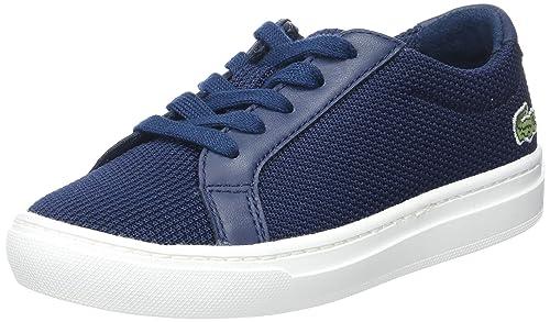 e05044b3885b00 Lacoste Unisex Kids  L.12.12 Bl 2 CAC Blk Low  Amazon.co.uk  Shoes ...