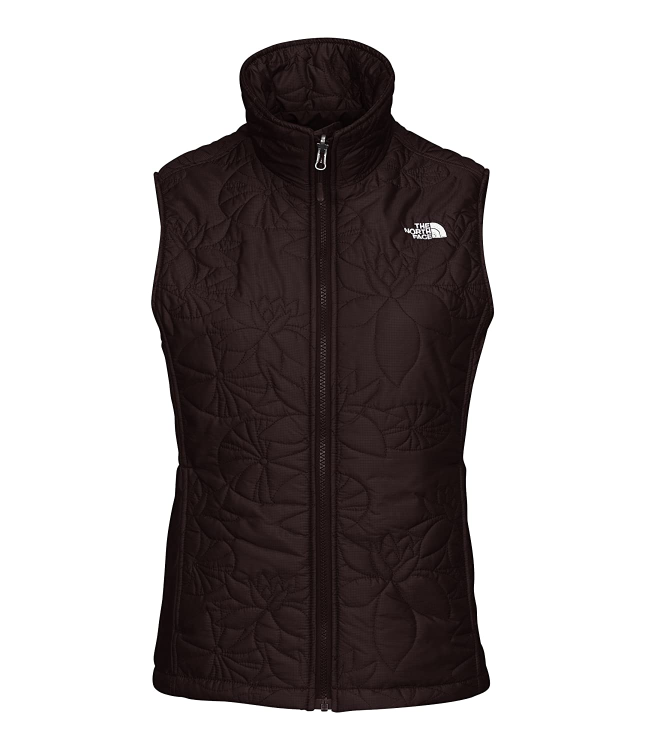 4d435396a The North Face Women's Lily Thermal Vest - Color: Brownie Brown ...