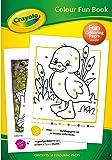 Crayola Colour Fun Activity Book