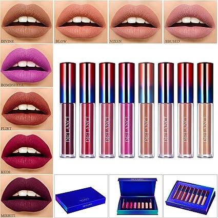 Vegan Liquid Matte Lipstick : liquid