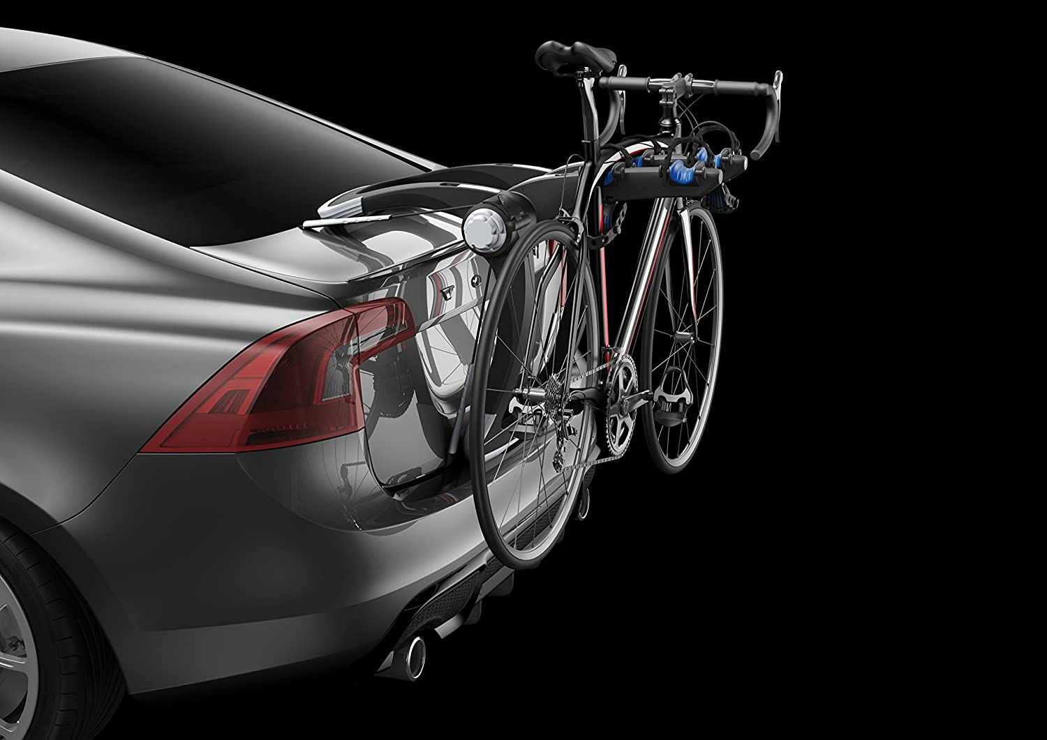 Thule trunk-mounted bike rack review