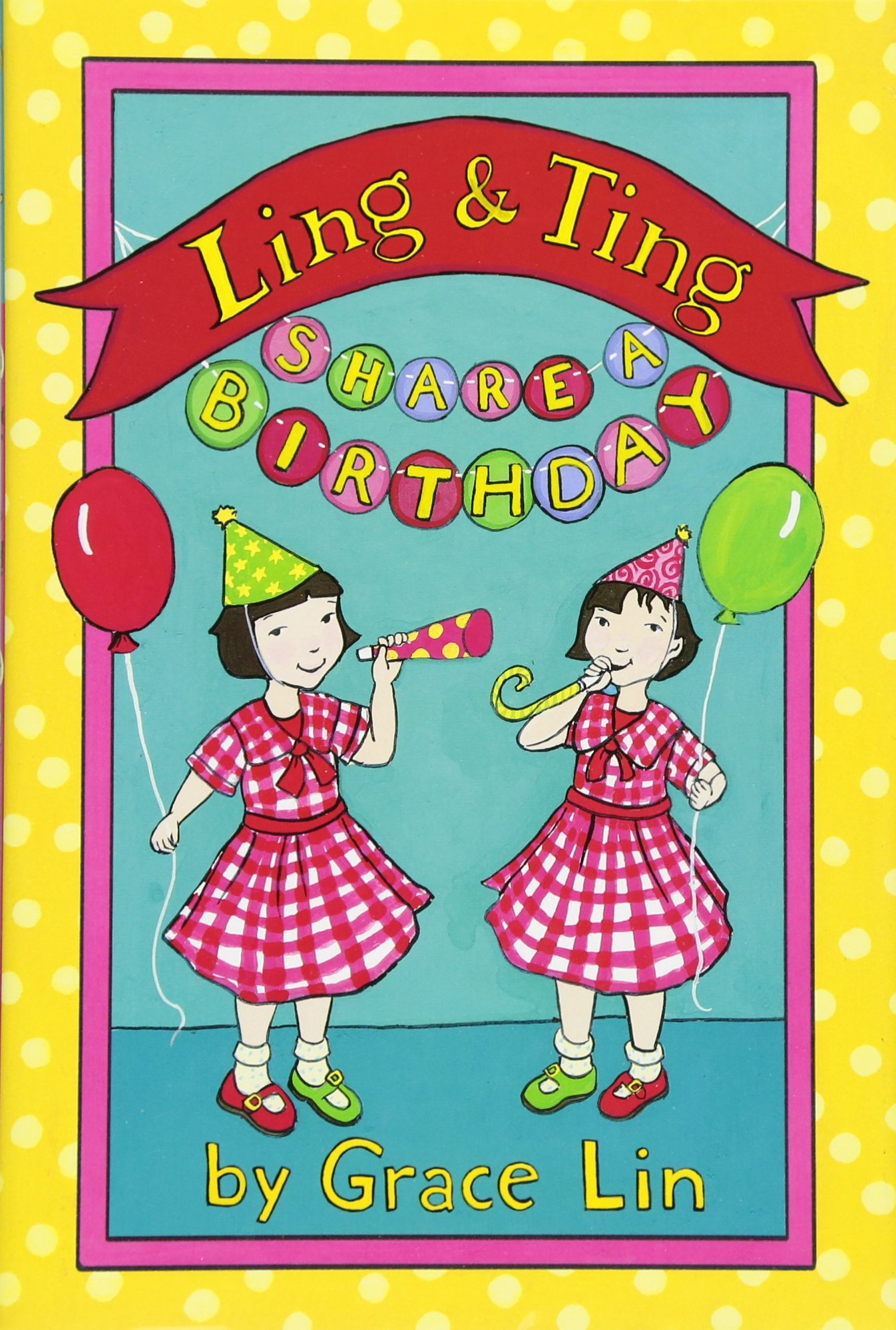 Amazon.com: Ling & Ting Share a Birthday (Ling and Ting ...