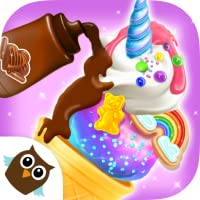 Swirly Icy Pops - Surprise DIY Ice Cream Shop for Cute Animals