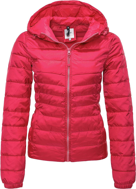 TALLA S. Only Onltahoe Shimmer Hood Jacket CC Otw Chaqueta para Mujer