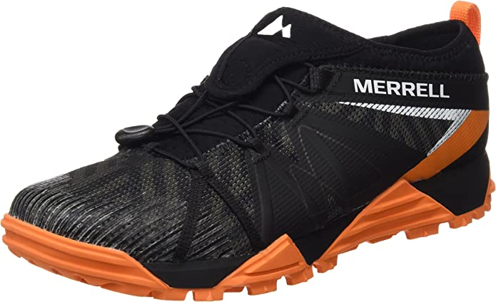 Merrell Avalaunch Tough, Zapatillas de Running para Asfalto para Mujer, Naranja (Mudder Orange), 42.5 EU: Amazon.es: Zapatos y complementos