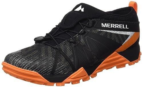 Merrell Women s Avalaunch Tough Mudder Trail Running Shoes  Amazon ... 82d61770a