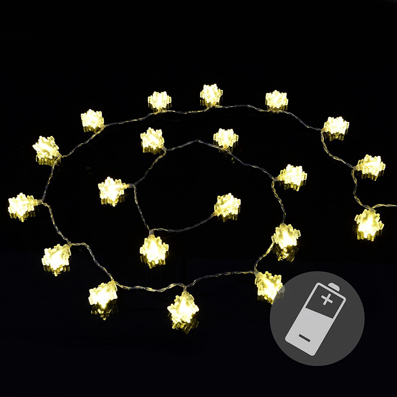81BtuHiQMxL._SL1500_ Wunderschöne Lichterkette Mit Batterie Und Zeitschaltuhr Dekorationen