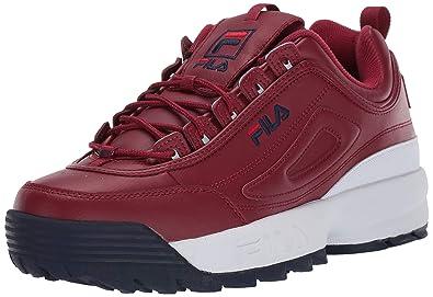 39d76bb0162f6 Fila Mens Disruptor 2 No-Sew Sneaker