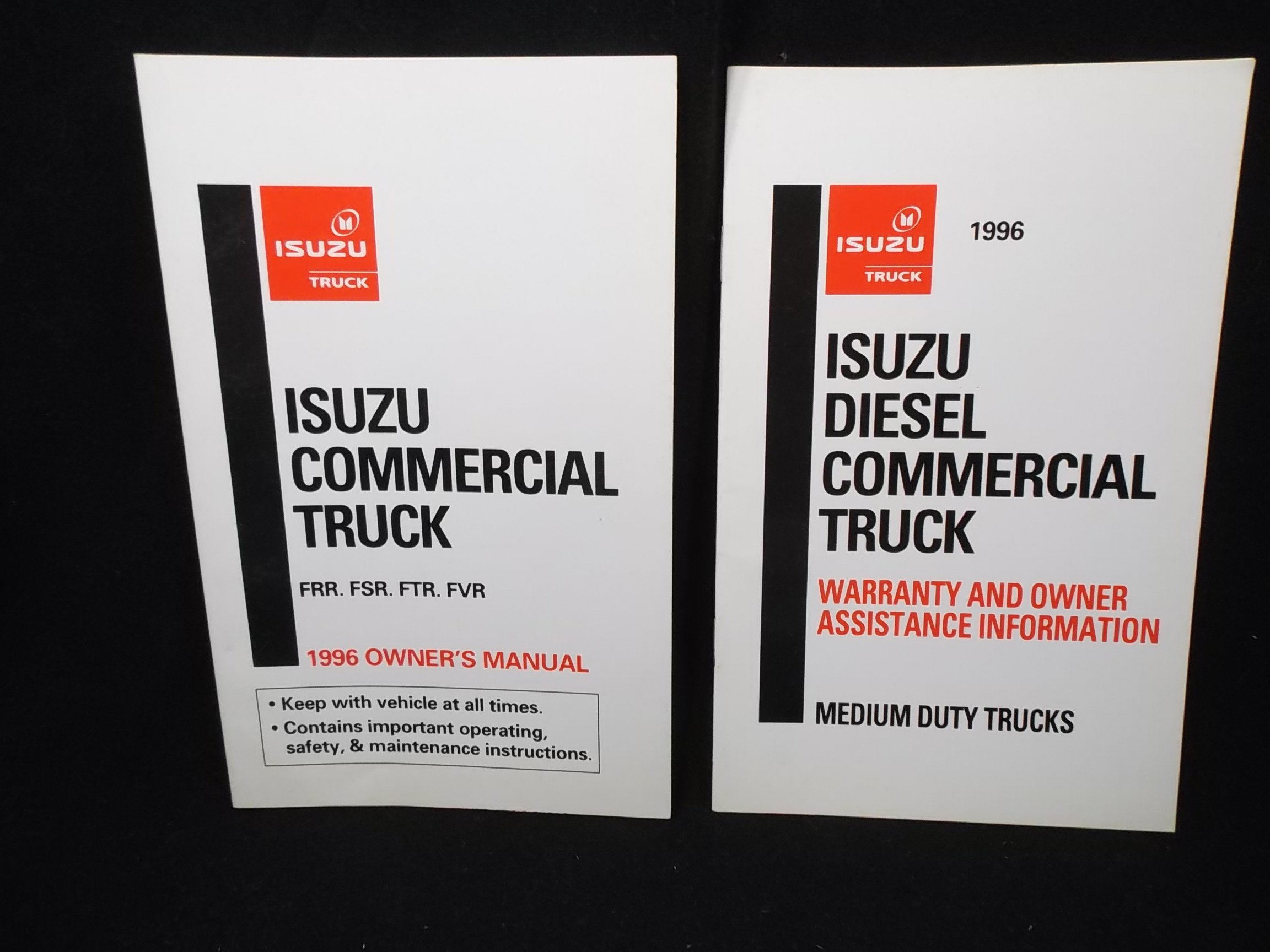 Isuzu ftr service manual array isuzu fsr ftr fvr frr 1996 commercial truck owners manual isuzu rh amazon com fandeluxe
