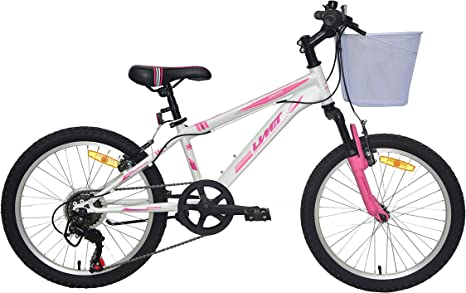 Umit 20 Pulgadas Bicicleta XR-200 Partir de 6 años, con Cambio ...