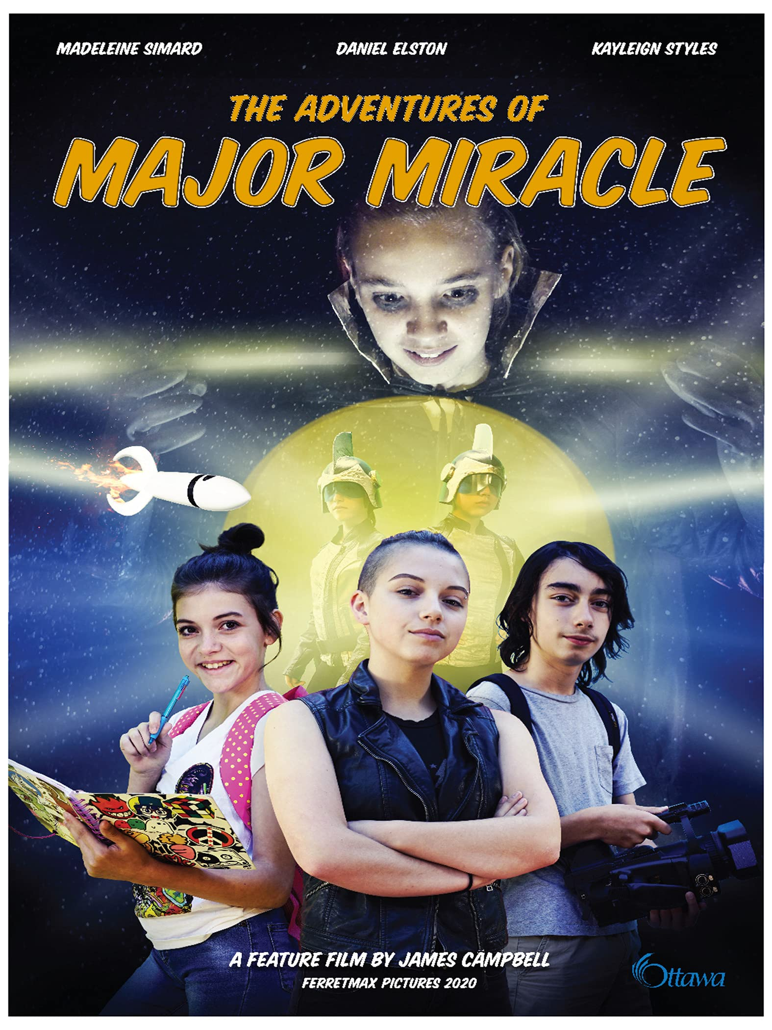 The Adventures of Major Miracle on Amazon Prime Video UK